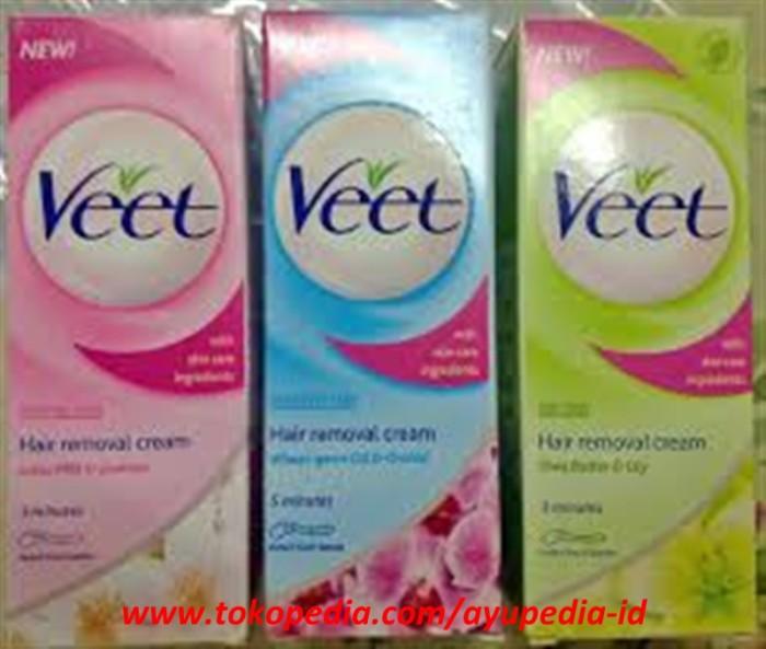 Veet Hair Removal Cream Perontok Bulu Gr