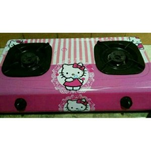 Stiker Kompor Gas 2 Tunggu Hello Kitty  Wiring Diagram And Schematics