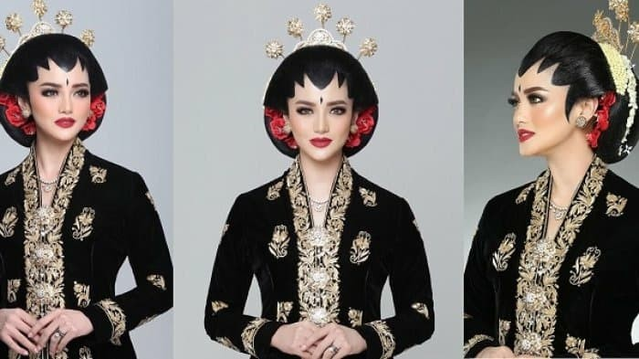 Jual Sanggul Modern Konde Kartini Hiasan Rambut Cantik Sanggul Aja