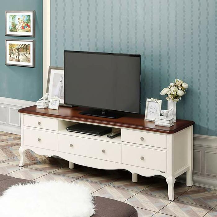 Jual Stand Tv Tv Table Meja Tv Kab Jepara Noval Mebel Furniture Tokopedia