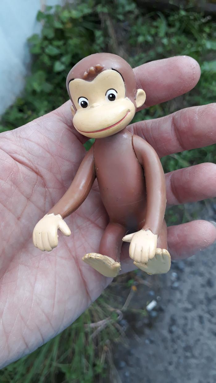 Jual Curious George Koleksi Mainan Murah Marvel Toy Funny Monkey Model Kota Tasikmalaya Holotoy Indo Tokopedia