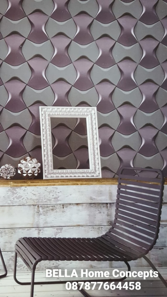 Jual Bella Wallpaper Modern 005 Jakarta Utara Bella Home Concepts Tokopedia