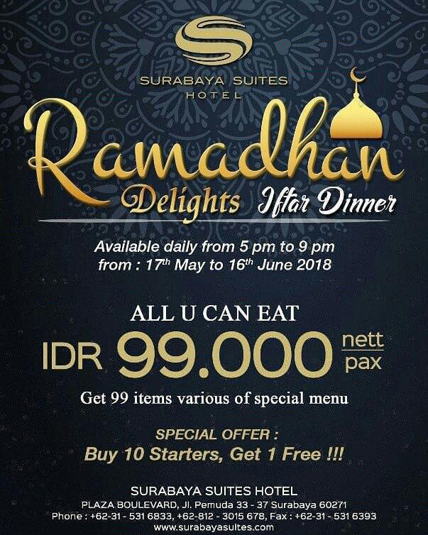 Jual Iftar Ramadhan Halal Bi Halal Western Kab Sidoarjo