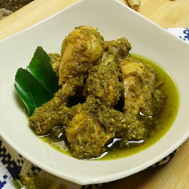 Ayam Cabe Ijo Sunda