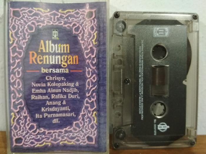 Jual Album Kaset Pita Album Renungan Bersama Jakarta Barat