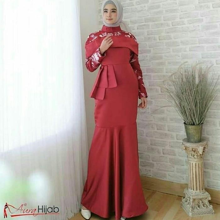 Model Baju Gamis Duyung