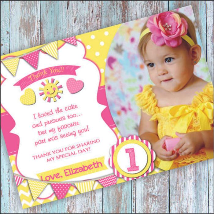 Jual Undangan Ulang Tahun Dengan Tema Cake Untuk Anak Perempuan