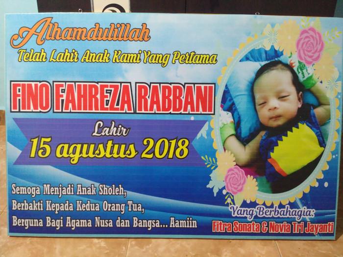 Jual Papan Nama Bayi Kab Tulungagung Jaimproduction Tokopedia