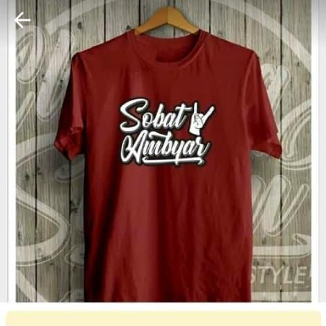 Jual Big Size 3xl 4xl Tshirt Kaos Baju Keren Murah Sobat Ambyar