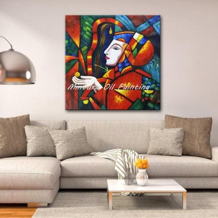 Jual Limited Produk Mintura Painting For Living Room Wall Art A Religious Kota Bandung Rindi Markett Tokopedia