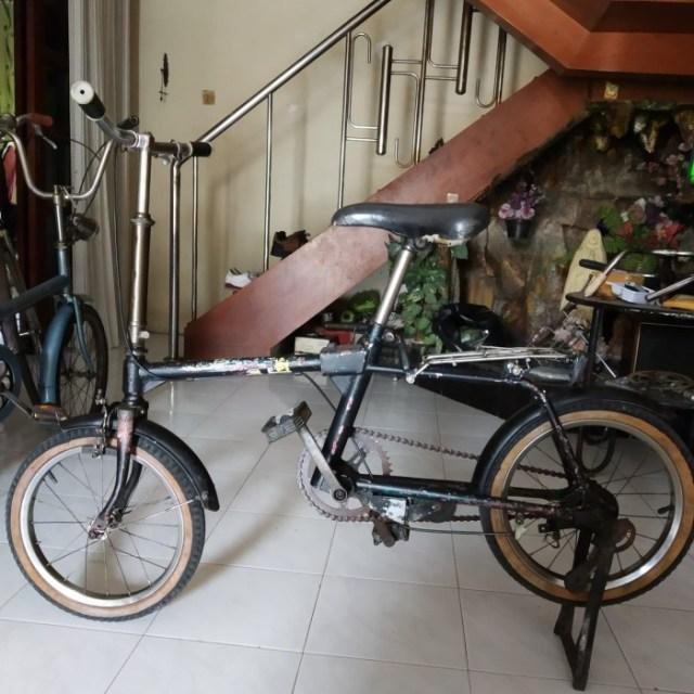Jual sepeda lipat leca (mirip dahon) - Kota Surabaya ...