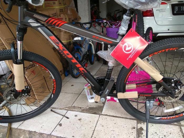 Harga Sepeda Mtb Exotic 2612 - Sepeda Lipat