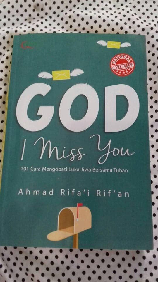Jual God I Miss You Edisi Revisi Ahmad Rifai Rifan Jakarta Timur Buku Gaul Tokopedia