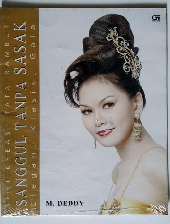 Jual Buku Kecantikan Seri Kreasi Tata Rambut Sanggul Tanpa Sasak