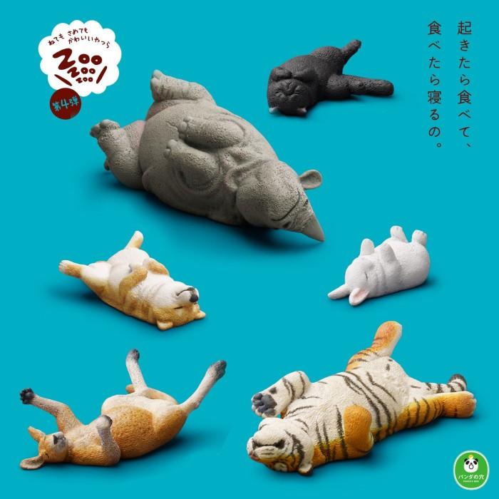 Jual Takara Tomy Zoo Zoo Zoo Zzz Full Set Wave 4 Gashapon Gacha Preorder Jakarta Barat Tanah Basah Tokopedia