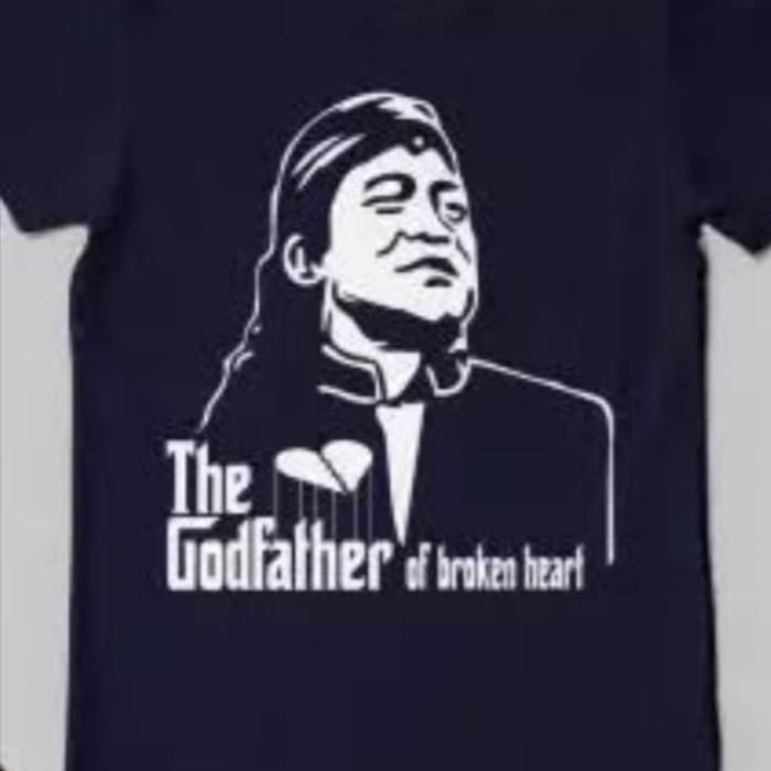 Jual T Shirt The Godfather Kaos Didi Kempot Sobat Ambyar Murah