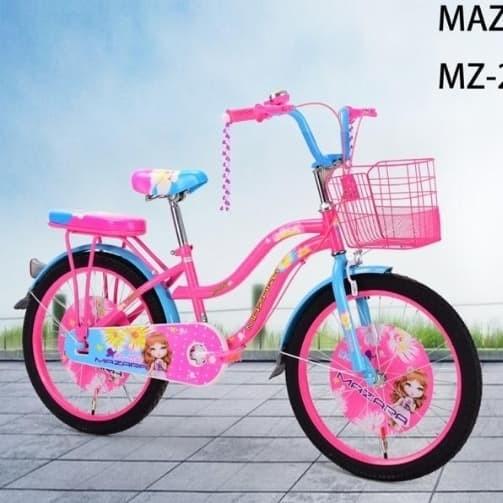 Jual Sepeda Anak Perempuan Mini 20 Mazara MZ 2288 - Kota ...