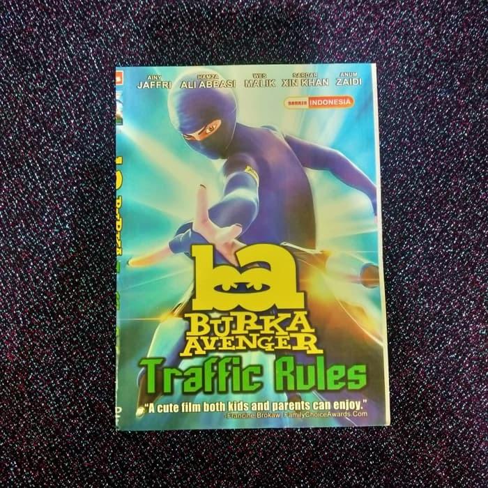Jual Kaset Dvd Vcd Film Kartun Anak Burka Avengers Traffic Rules Jakarta Barat Lucky Store 2205 Tokopedia