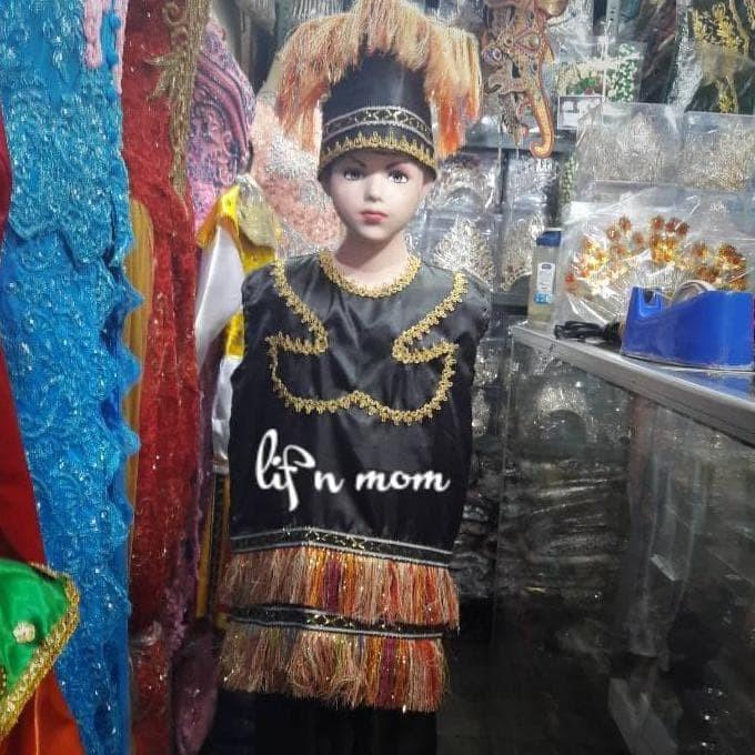 Jual Baju Adat Irian Papua Laki Adat Tradisional Jakarta Barat Hanimoonshop Tokopedia