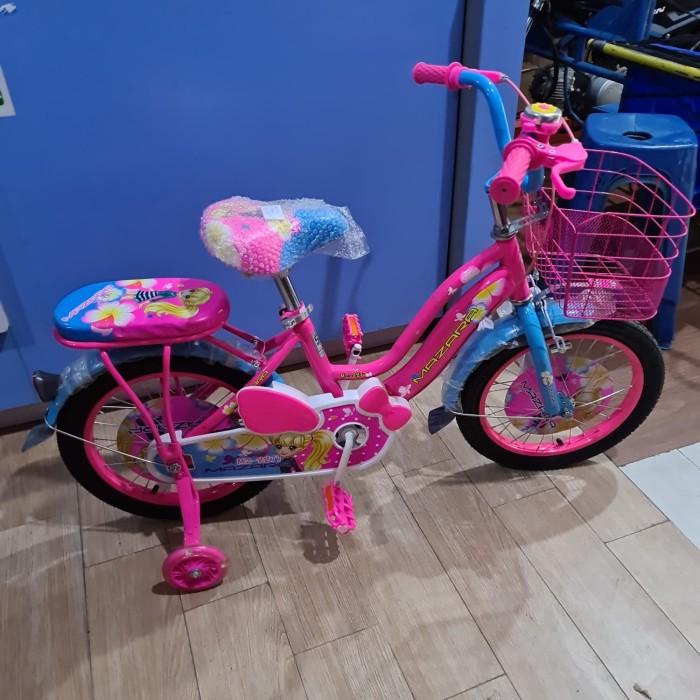 Harga Sepeda Hello Kitty Roda 4 - SEPEDAPUL
