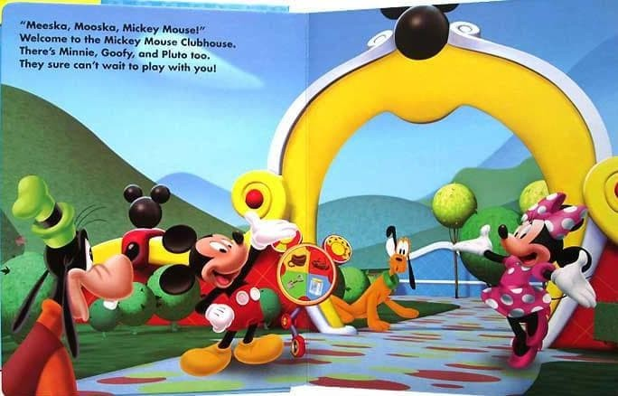Jual My Busy Book Mickey Mouse Clubhouse Jakarta Barat Endah Shop13 Tokopedia
