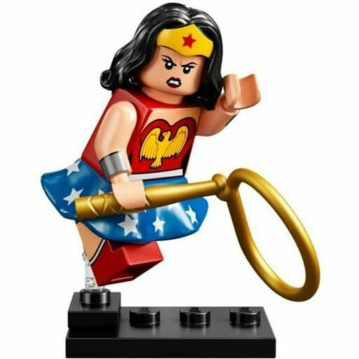 Jual Lego Dc Super Heroes Minifigure Wonder Woman Jakarta Utara Bel Brick Tokopedia