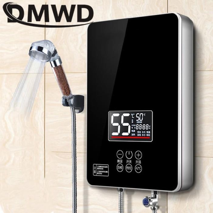 Jual Promo Dmwd 6000w Electric Hot Water Heater Instant Kitchen Kab Banyumas Sunshin E Tokopedia