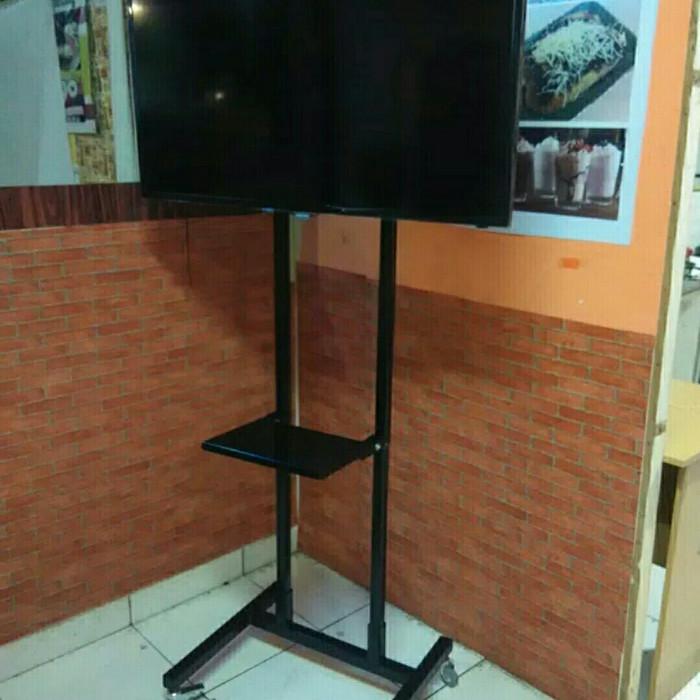 Jual Brecket Tv Stand Wall Bracket Tv 65 60 55 50 43 42 40 32 Inch Ie 026 Jakarta Timur Bracket Industrindo Corp Tokopedia