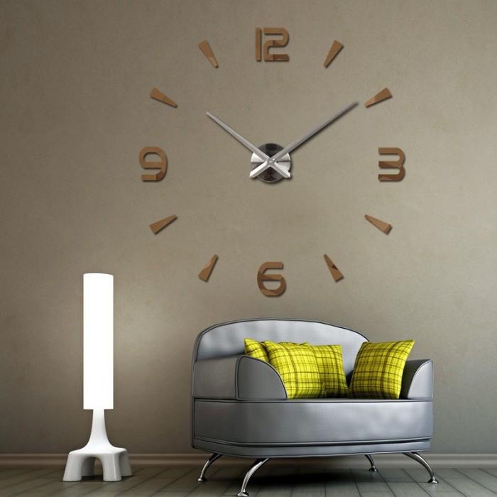 Jual Terlaris 3d Giant Big Wall Clock Jam Dinding Kota Bekasi Par33 2nd Tokopedia