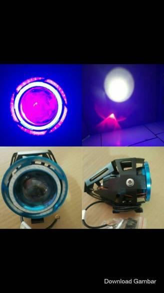 lampu tembak u11