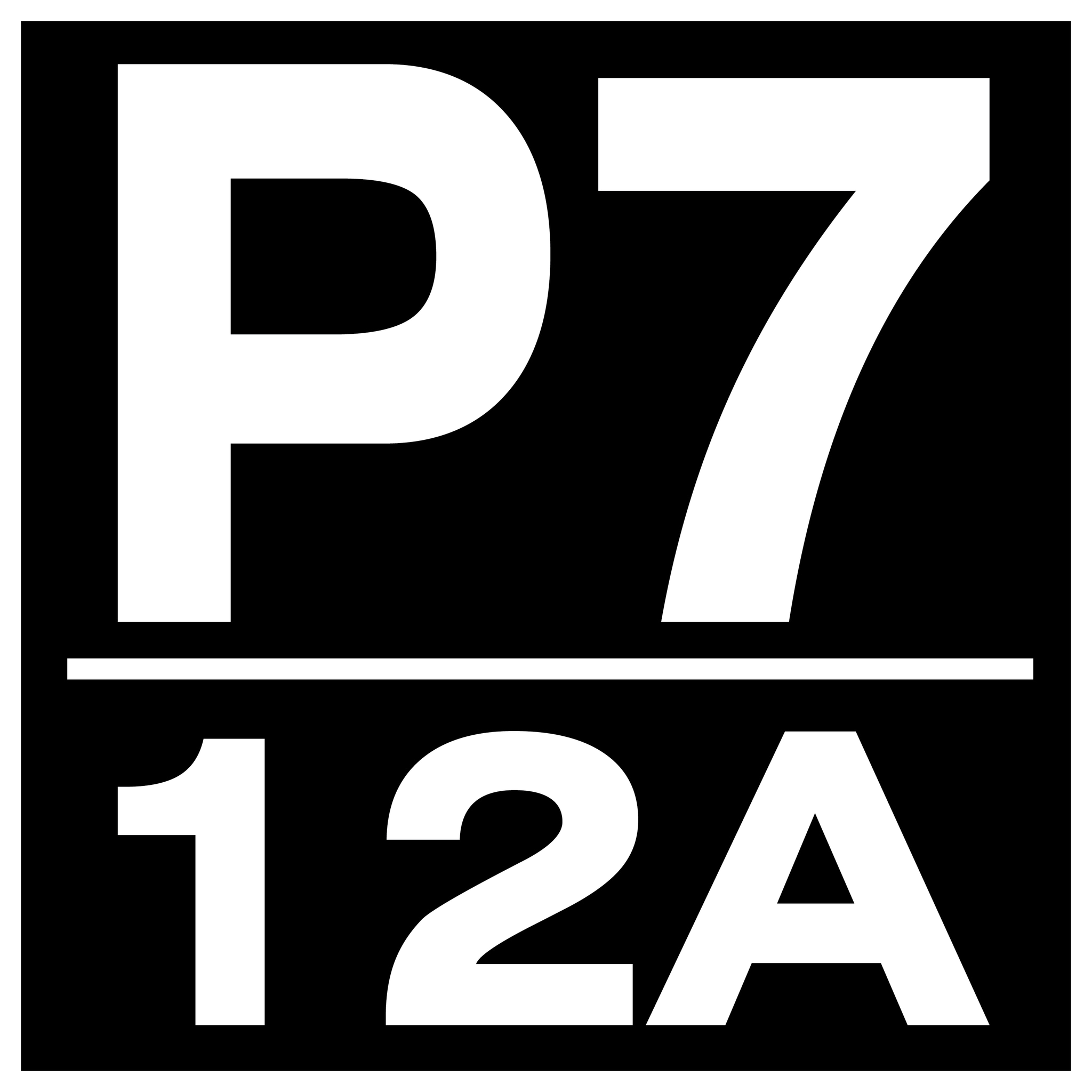 Jual Nomor Rumah Acrylic 25cm X 25cm Hitam Putih Bariska
