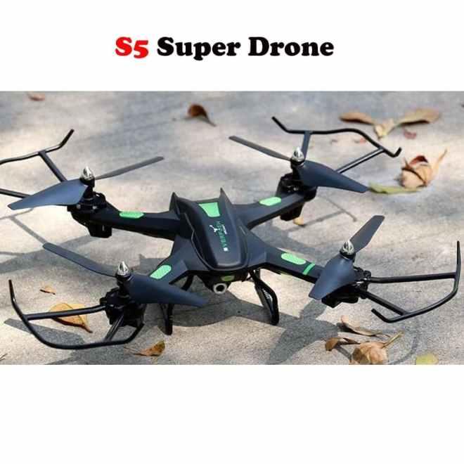 Super Drone Warrior S5 RC Drone Quadcopter
