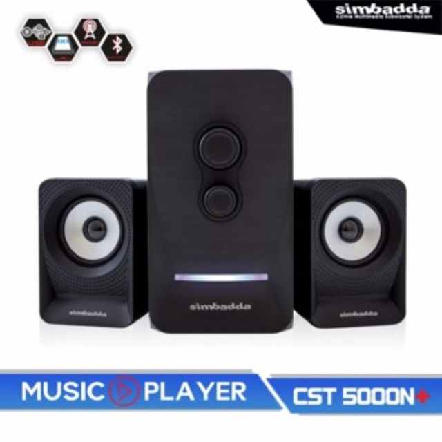 speker music player simbadda cst5000