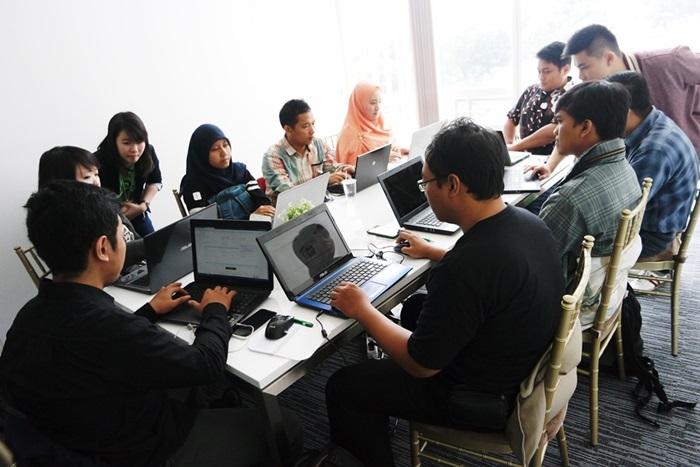Tokopedia MeetUp: Komunitas Melek Internet Indonesia