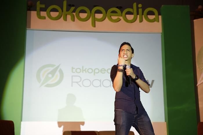 Tokopedia Roadshow Solo 2015