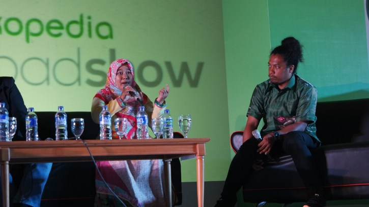 Tokopedia Roadshow Makassar