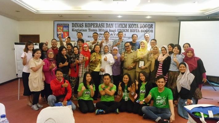 Tokopedia Meet Up : UMKM Bogor Siap Menyambut MEA