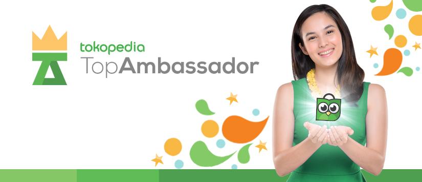 Ayo Bergabung Menjadi Tokopedia Student Ambassador Sekarang Juga!