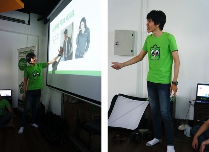 Temu Toppers Jakarta : Workshop Fotografi Pertama untuk Produk Pakaian