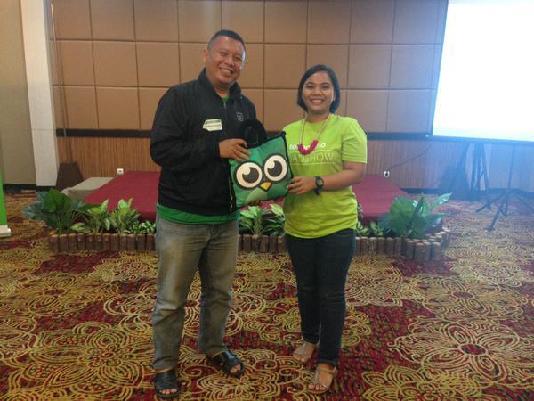 Tokopedia Roadshow 2015: Serunya Cerita Perjalanan Tokopedia ke Pekanbaru