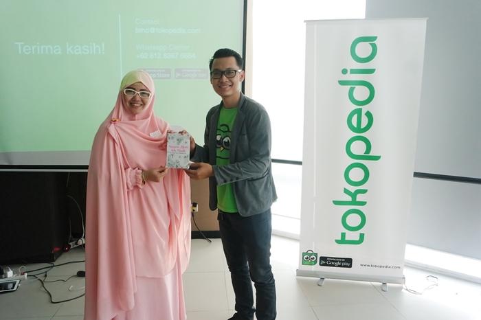 Tokopedia MeetUp: Perluas Pasar Para Pebisnis Tangerang Raya Lewat Online