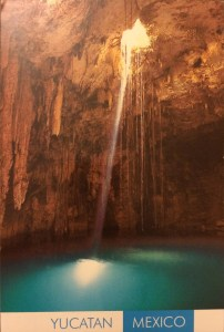Image of a cenote