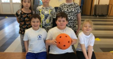 Goalball Competition- Duston Sports Centre