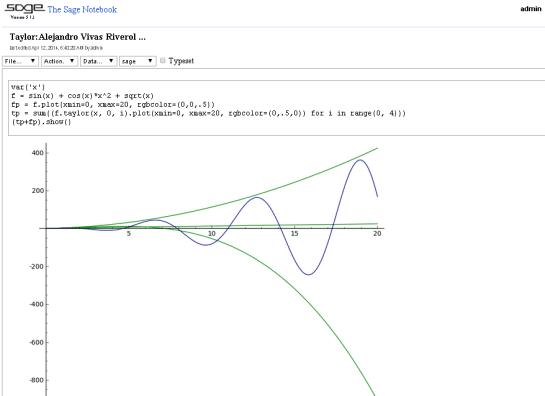 simulacion ecuaciones diferenciales