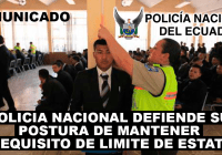 estatura minima policia nacional