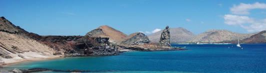 Isla Bartolome.