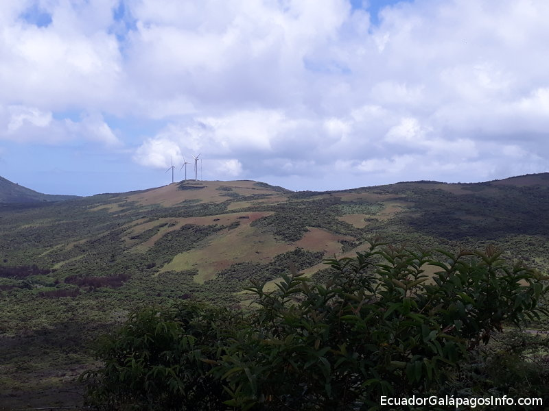 Tierras altas de San Cristóbal.
