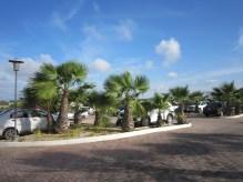 Spacious Parking Area
