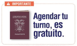 turno-pasaporte-ecuador-gratis