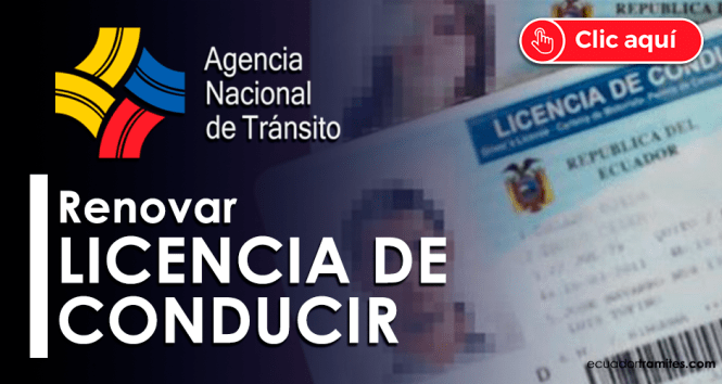 renovar-licencia-de-conducir-ant-ecuador